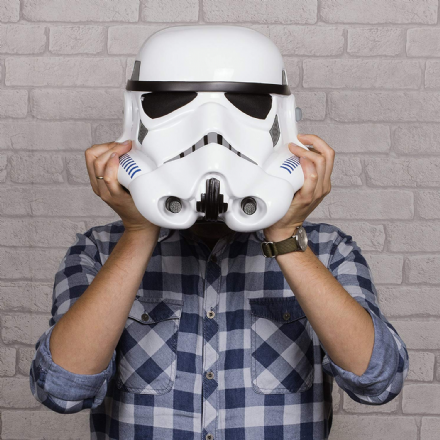 Original Stormtrooper  1:1 Scale Hero Bluetooth Speaker